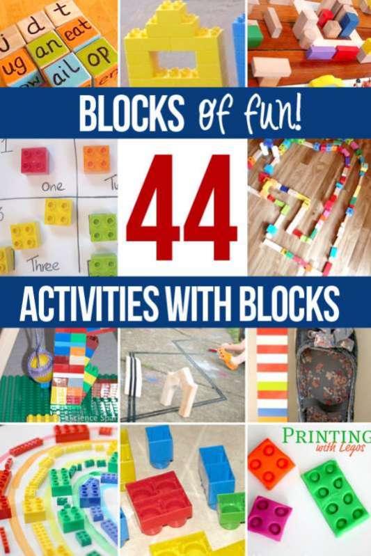 47 super fun block activities for preschoolers hoawg