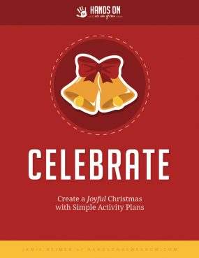 Christmas Activity Plans COVER