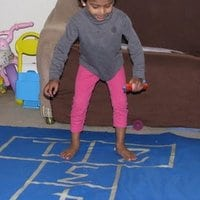 Hopscotch -30 activities for kids with lots of energy!