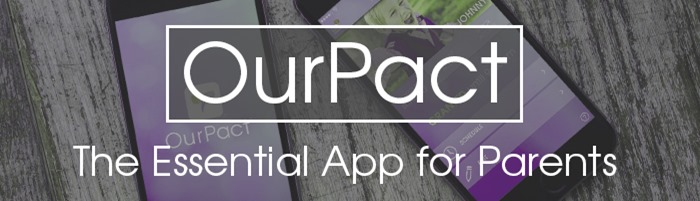 OurPact app to help enforce screen time rules