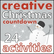 Creative Christmas 2012 001 225x225 DIY Christmas Storybook with Printable Story Starters
