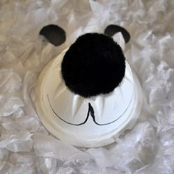 polar bear mask for kids to make