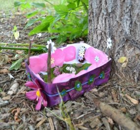 Making Fairy Houses from Rediscovered Families