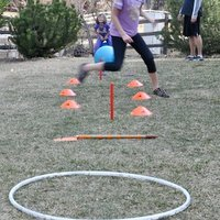 Obstacle Course - 30 Gross Motor Activities for Kids!