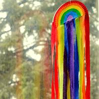 Rainbow Wind Catcher