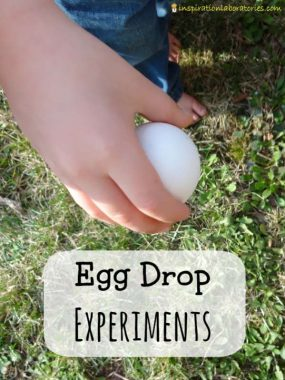 Egg Drop Experiments from Inspiration Laboratories
