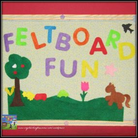 Flannel-board-fun