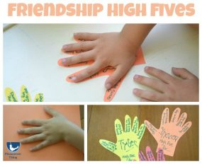 Friendship High Fives