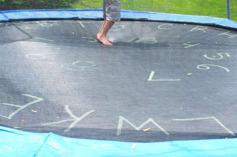 fun trampoline games for kids
