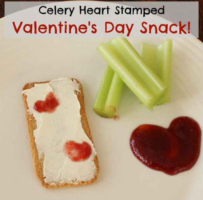 Healthy Valentine day snacks for the classroom that the kids can make