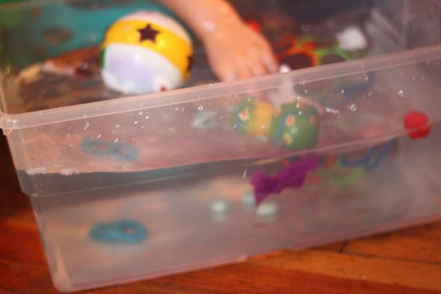 Sink or Float - a hands on science activity!