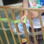 Weaving with Kids: Fun & Simple Kids Activity!