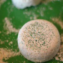 Cloud dough recipe and sensory activity for kids