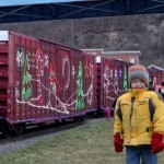 Holiday Train & Holiday Activities
