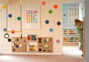 Designing Playscapes: Our Playroom