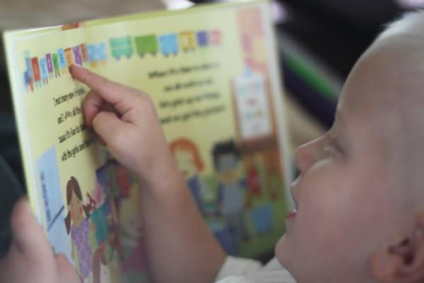 Name Recognition with Personalized Books for Kids