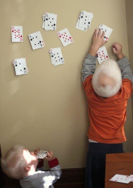 Number match slap