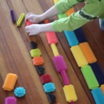 Learning Patterns with Blocks