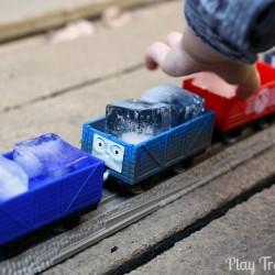 Ice Train Play