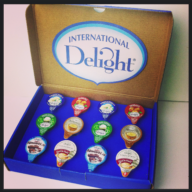 International Delight Sample Box Giveaway