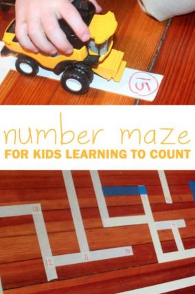 LEARNING-NUMBER-MAZE