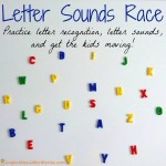 A Race to Learn Phonics: A Hands on Mom Feature