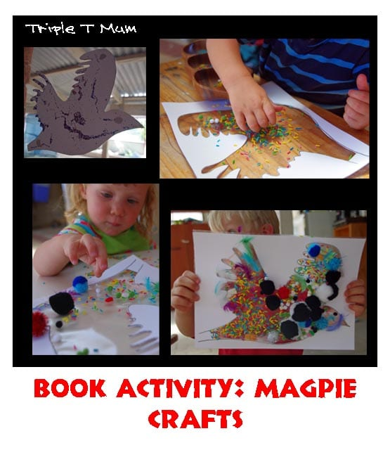 Magpie-Book-Activity