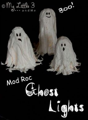 Mod Roc Ghost Lights from My Little 3 and Me