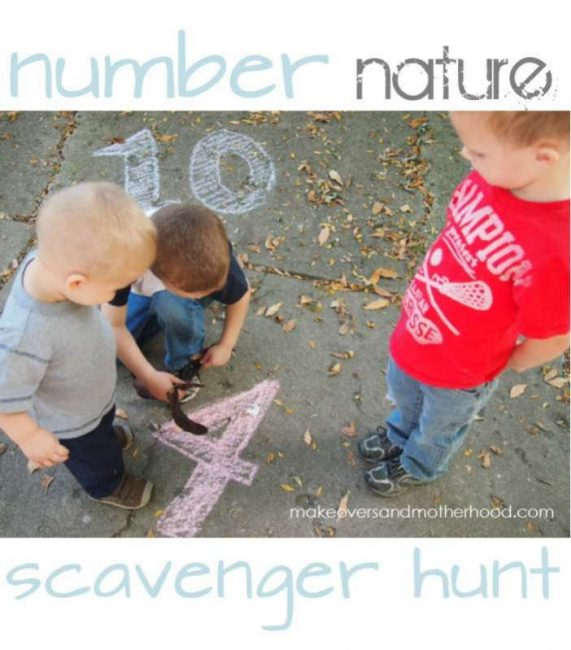 Number-Nature-Scavenger-Hunt