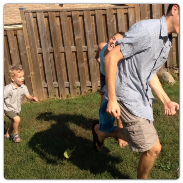Team up against Mom & Dad. 1 of the 5 Activities to Help Strengthen Sibling Relationships.