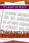 Thankful-Math-Printable