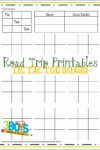 Tic-Tac-Toe-Printable