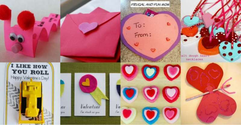 33 super cute kids valentines for school hands on as we grow - Valentine Bags For School