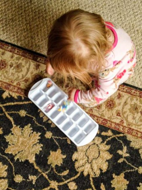 Adapt a toddler activity for a preschooler