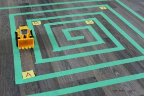 An A-maze-ing Learning Letters Game from How Wee Learn