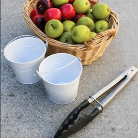 Fine Motor Apple Pick Up Game