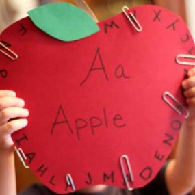 42 Apple Crafts For Kids To Create Hands On As We Grow