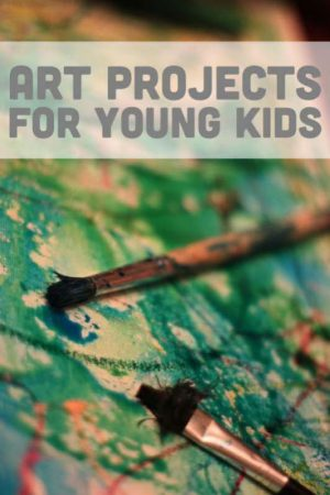 Art Projects for Kids - Creative, Fun & EASY!