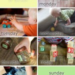 Simple Baby Activities to Do This Week