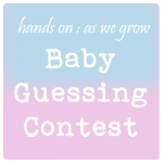 Baby Guessing Contest!