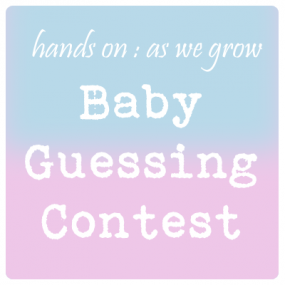 Baby Guessing Contest