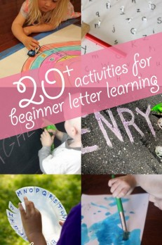 beginner-letter-learning