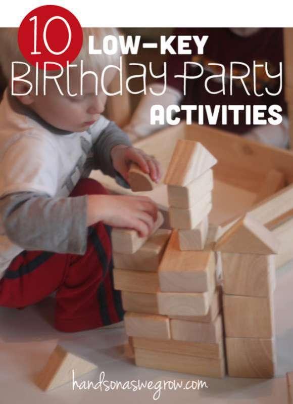 Low Key Birthday Party Activities For Kids - Children's indoor play area flooring
