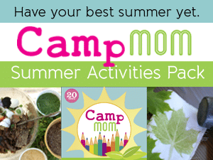 Camp Mom Summer Activities Pack Filled With Crafts And Planning It All