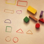 Learning with Blocks: Shapes & Colors