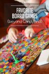 The best, favorite, most beloved, board games for kids!