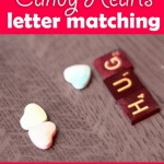 Valentine Letter Learning & Matching Activity