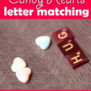 Candy Letter Matching