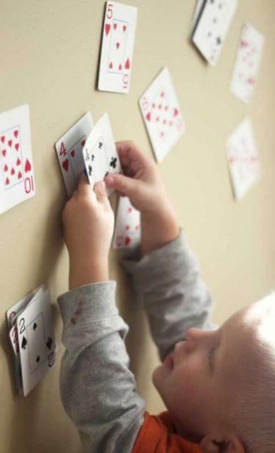 Number Card Slap