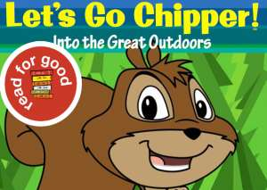 'Let's Go Chippe!r' on MeMeTales Readathon #readforgood